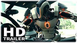 TAKING EARTH Official Trailer (2017) Mutant Sci Fi Movie HD