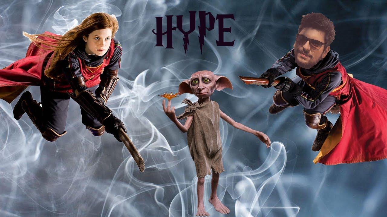 Hypesinemalar 06.05.2020 Ginny ile Aşk Bambaşka - Hogwarts RP