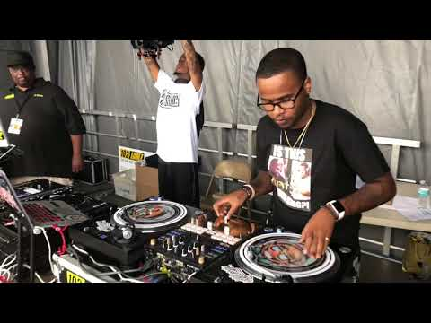 DJ Lil Vegas 102 Jamz Car Show Battle set 2018