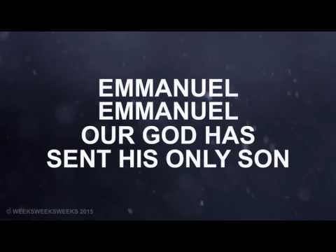 Emmanuel (Advent Hymn)