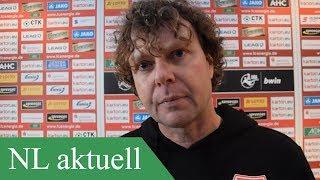 FC Energie Cottbus - KFC Uerdingen | Stimmen von Pele Wollitz und Stefan Krämer