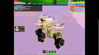 Roblox ESS vitória masive RAID S. O Agust 20
