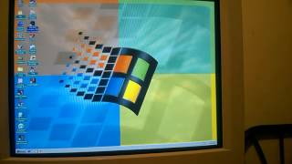 "My Old ""PREMIO"" Windows 98 SE Computer"