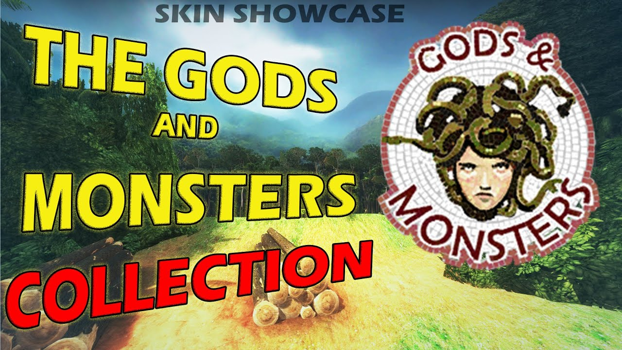 cs go gods and monsters