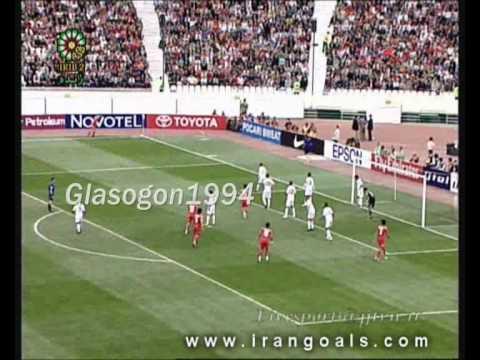Ali karimi - the goal machine