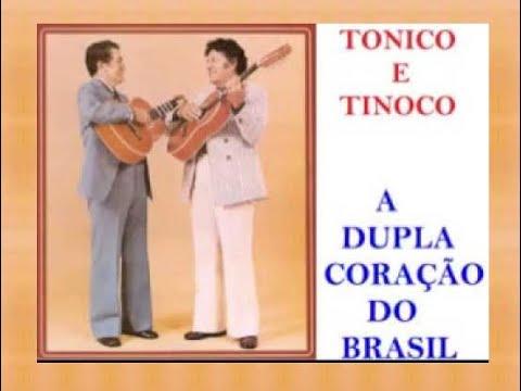 AMOR DESPREZADO com Tonico e Tinoco
