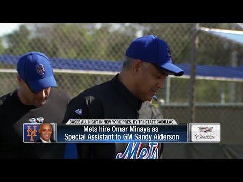 Breaking down the return of Omar Minaya to the New York Mets