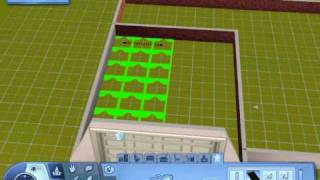 The Sims 3 :how To Build A Garage Connected To A House On Foundations