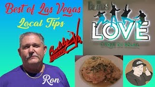 "Las Vegas Best of Local Tips ""Ron"""