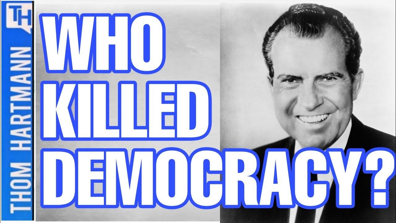 Did Democracy Die With Nixon?