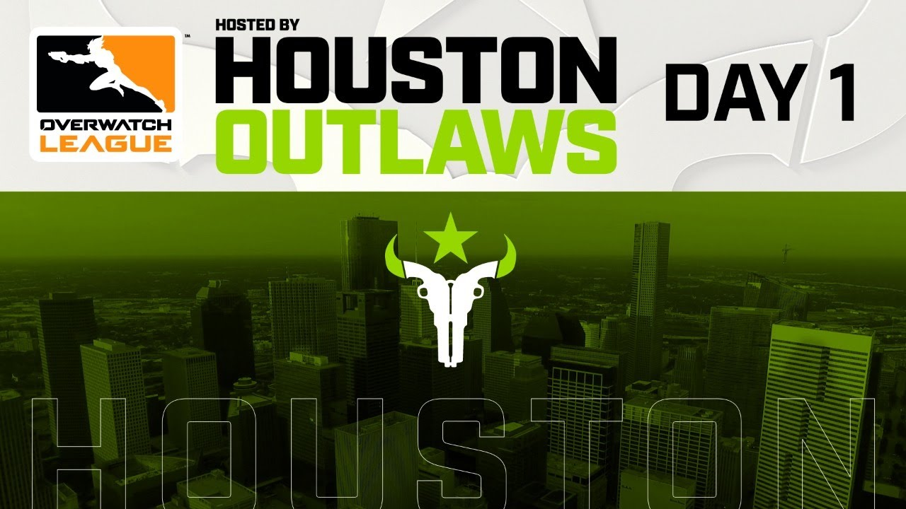 Overwatch League 2020 Season | Hosted By Houston Outlaws | Day 1 thumbnail