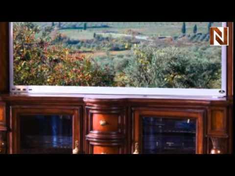 Villa Veneto Etc Console 927-02 by Fairmont Designs