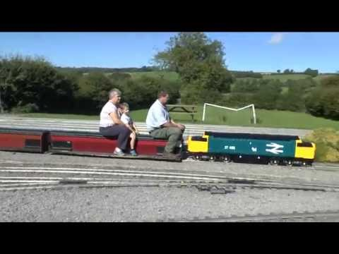 Miniature Railways of Great Britain   Ryedale Society of M E, Gilling East   September 2016
