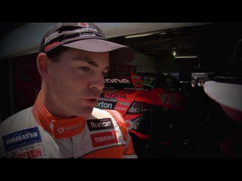 Exclusive Interview with Craig Lowndes V8 Supercar Driver