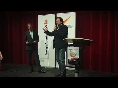 DEUTSCHER SOLARPREIS 2017 - Frank kritisiert die Politik