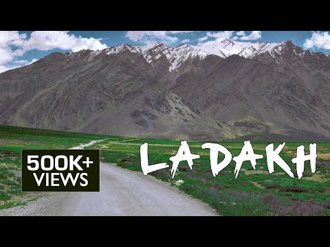 Ladakh Road Trip (2015) Full Video - Manali - Leh - Khardung