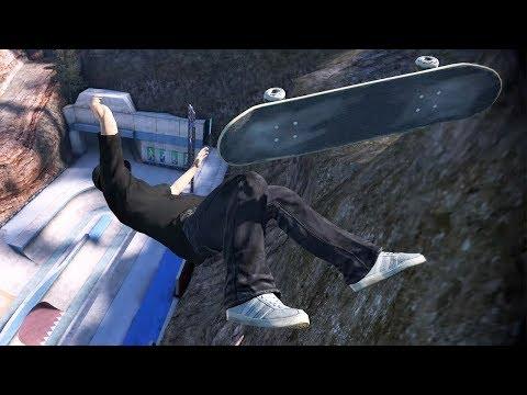 Skate 3: Funny Fails - Episode 2