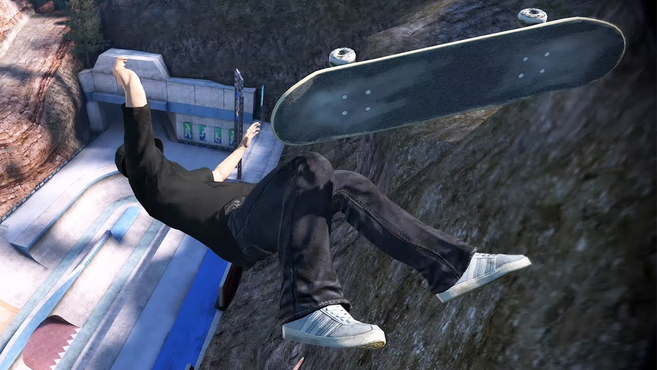 Skate 3 Fails ep.2