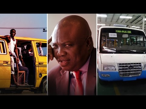 Governor Ambode, Lagos State Government Bans Danfo (Yellow) Buses : pulse Special Report | Pulse TV