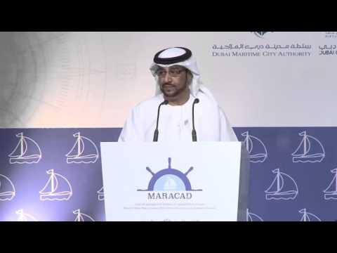 H.E. Salem Ali Al Zaabi - MARACAD 2015