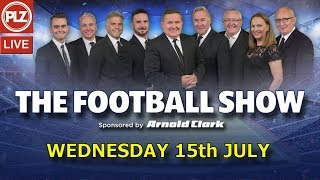 EXCLUSIVE interview with Jim Brown The Football Show Wed 15th July 2020