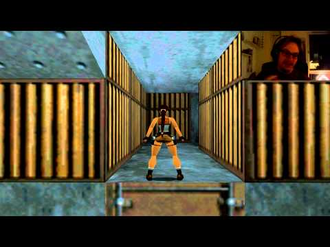 Let's Play Tomb Raider 2 E05 Offshore Rig