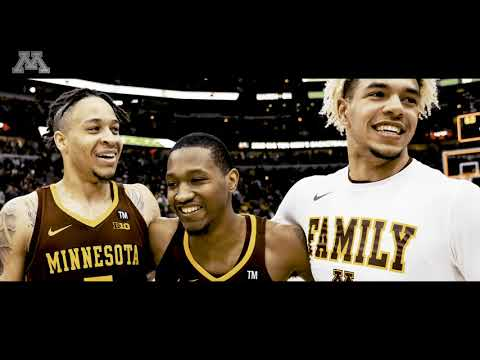 Gopher Blog - Gopher Men's Basketball: 2019 NCAA Tournament Hype Video