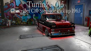 Need for Speed Payback - Tuning #015 Chevrolet C10 Stepside Pickup 1965
