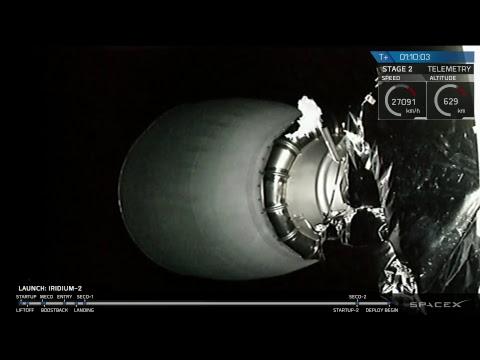 Una vez más, SpaceX hace historia