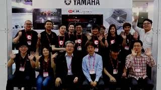 2014 KOBA Review - Yamaha Music Korea