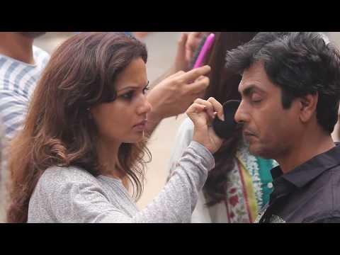 Nishi Singh Make up  | nawazuddin siddiqui...