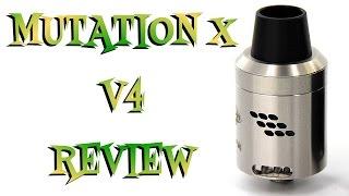Mutation X V4 RDA By Indulgence Review