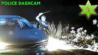 Police dash cam compilation, part 9