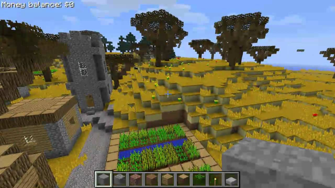 Download Minecraft Zoo Mod - Omong t