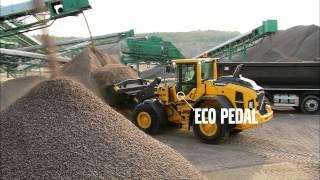 볼보 H-시리즈 휠 로더: 친환경성