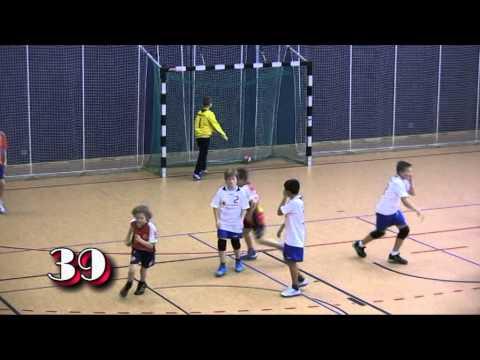 Handballzauber mit der D-Jugend der SG Hamburg-Nord (2013-2014)