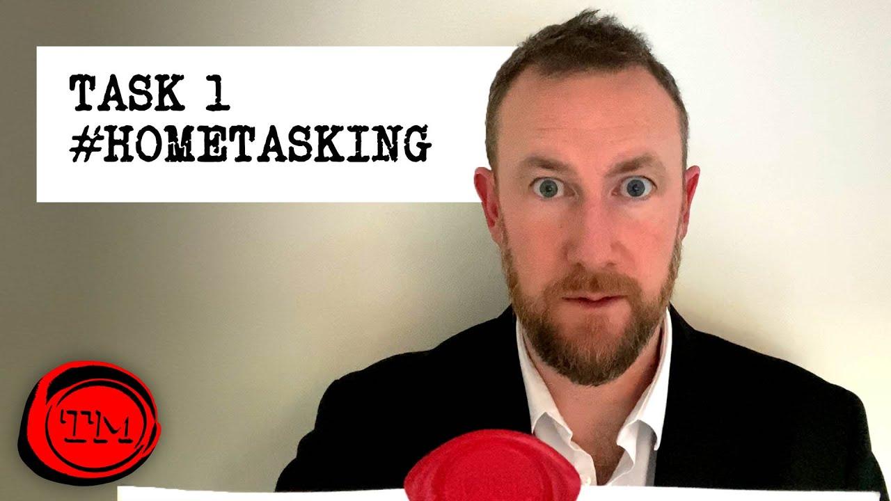 Task 1 | #HomeTasking #StayHome - YouTube