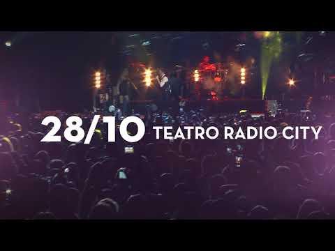 AXEL - 28 de OCTUBRE - TEATRO RADIO CITY