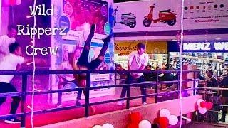 Taal ko Paani - Wild Ripperz Dance Crew - Xmas 2016 Civil Mall - by Suman Rai