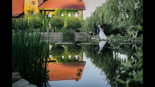 Невероятно красивая свадьба Владимира и Ольги в Замке любви Киев с OSCAR EVENT AGENCY