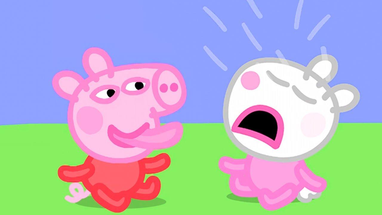 Peppa Pig En Espanol Capitulos Completos | Peppa Pig y Suzy | Pepa la Cerdita | Pepa la cerdita