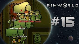TRAGEDIA - Zagrajmy w Rimworld (B18) #15