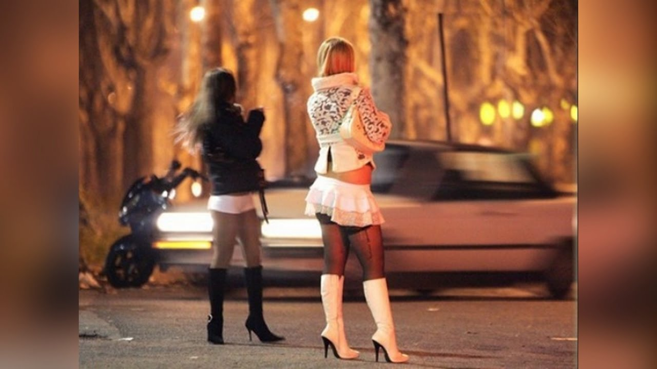Prostitutes of the city of Kherson