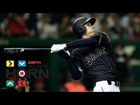 What impact will Shohei Ohtani have in MLB? | Around The Horn | ESPN