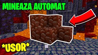 🔴Masina Care Mineaza Automat - Ghidul Minecraft LIVE - powered by Republic of Gamers #ad