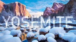 Winter Wonderland - Yosemite