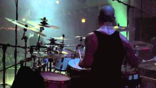 Ryan Van Poederooyen Drumcam (Devin Townsend Project) Colour Your World - Helsinki, Finland 2011