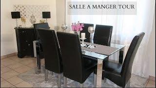 HOME TOUR 2018: SALLE À MANGER | DINING ROOM TOUR 2018