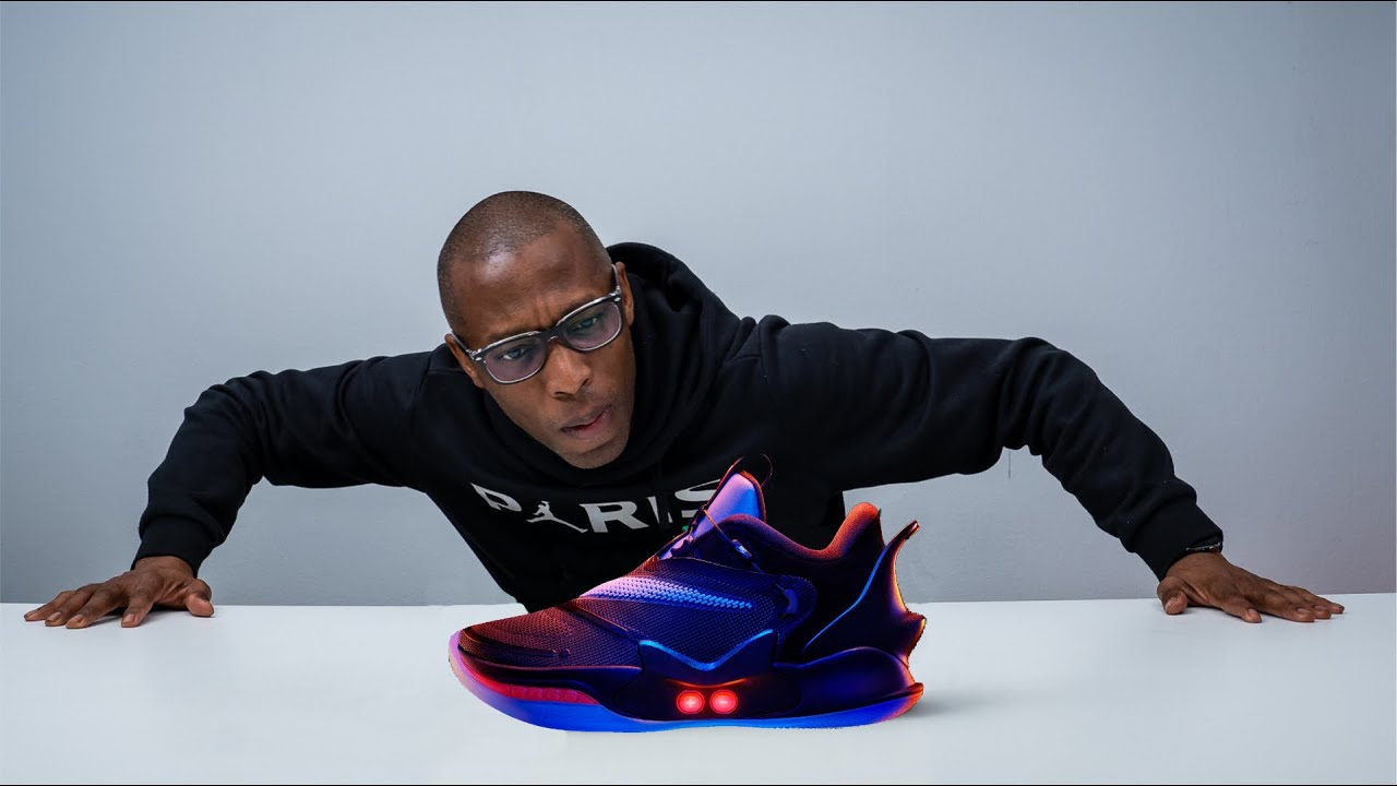 The Nike Adapt Bb 2 0 Is Here Youtube