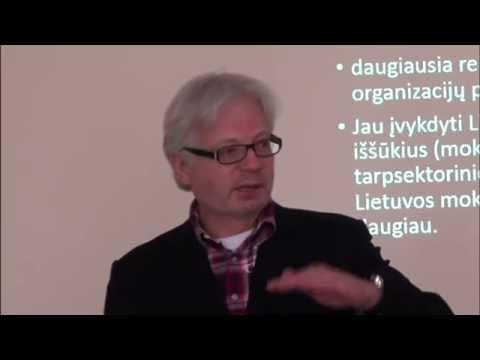 Julius Norvila. Kodėl Lietuvai reikalingas globalusis švietimas?